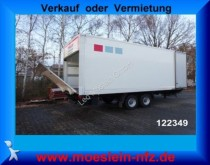 used Moeslein box trailer