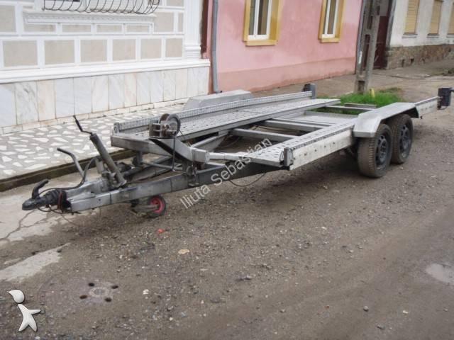 bilder anh nger barthau autotransporter barthau platforma transport auto trailer gebraucht 859204. Black Bedroom Furniture Sets. Home Design Ideas