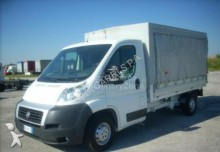 used Fiat curtainside van