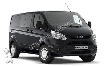 fourgon utilitaire neuf ford transit custom 310 l2h1 2 2. Black Bedroom Furniture Sets. Home Design Ideas