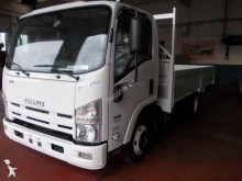 new Isuzu dropside flatbed van