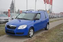 used Skoda cargo van