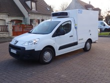used Peugeot negative trailer body refrigerated van