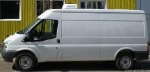 neu Mercedes Kühlwagen bis 7,5t Isotherm