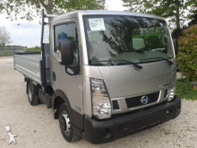 new Nissan three-way side tipper van