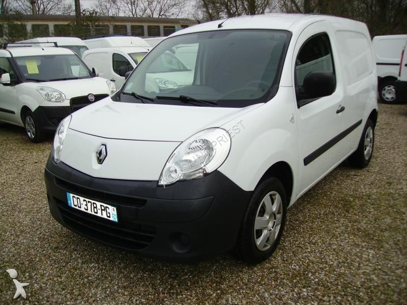 fourgon utilitaire renault kangoo l1 1 5 dci nc occasion. Black Bedroom Furniture Sets. Home Design Ideas