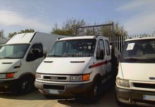 camioneta trilaterala Iveco second-hand