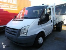 used Ford three-way side tipper van