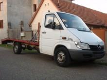 utilitară transport autovehicule Mercedes second-hand