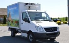 carrinha comercial frigorífica isotérmico usada