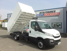utilitaire benne Iveco neuf