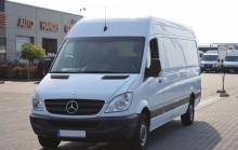 furgon Mercedes second-hand