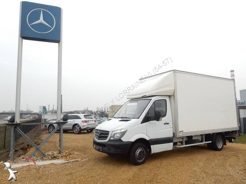fourgon utilitaire mercedes sprinter 513 cdi 4x2 hayon occasion n 1309657. Black Bedroom Furniture Sets. Home Design Ideas