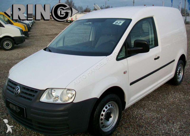 fourgon utilitaire volkswagen caddy caddy van 1 9tdi 105km. Black Bedroom Furniture Sets. Home Design Ideas