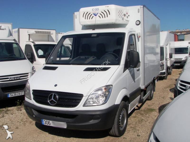 utilitaire frigo occasion mercedes sprinter 309 cdi annonce n 1342267. Black Bedroom Furniture Sets. Home Design Ideas