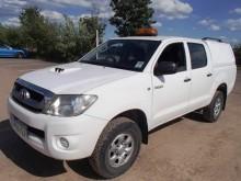 used Toyota other van