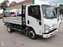 Isuzu two-way side tipper van
