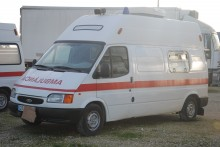 ambulance Ford occasion
