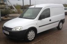 furgon Opel second-hand