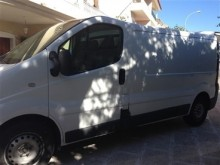 used Nissan refrigerated van