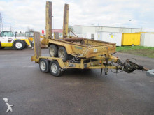 used Moiroud light trailer