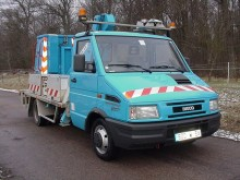 used Iveco platform commercial vehicle