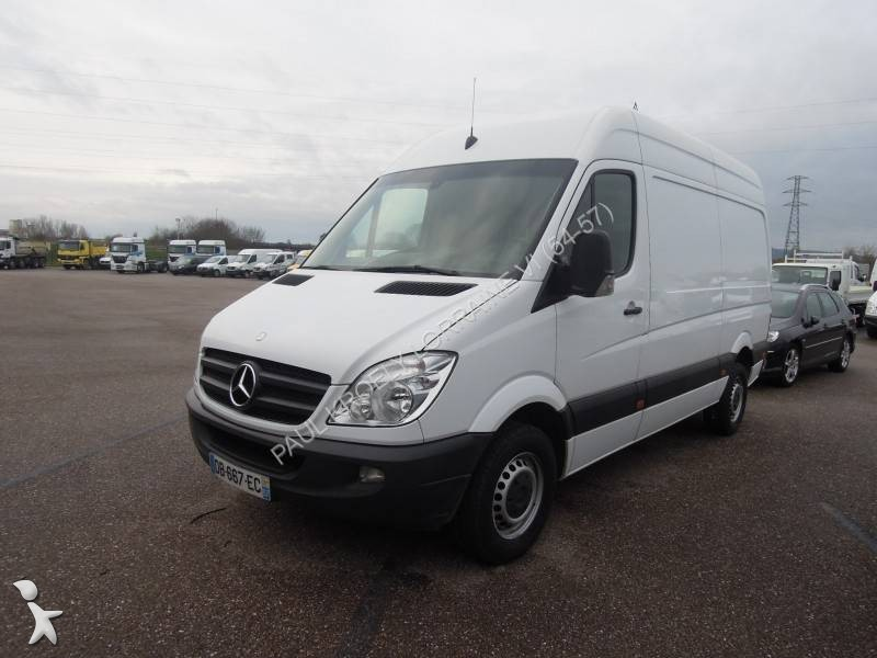 fourgon utilitaire mercedes sprinter 319 cdi 4x2 occasion. Black Bedroom Furniture Sets. Home Design Ideas