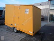 used JCR light trailer