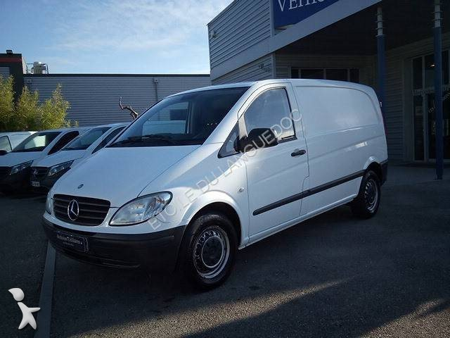 fourgon utilitaire mercedes vito 109 cdi compact occasion n 1537198. Black Bedroom Furniture Sets. Home Design Ideas
