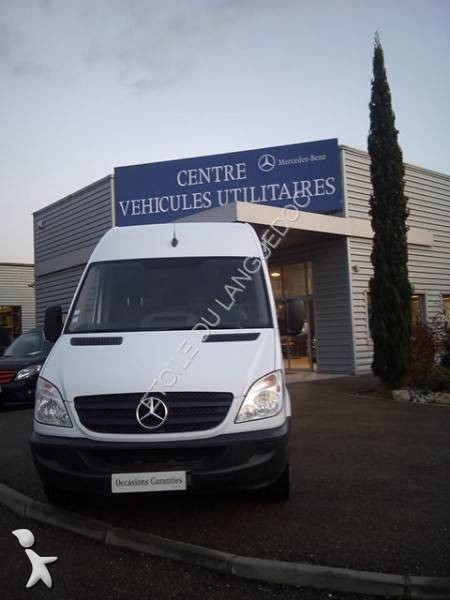 fourgon utilitaire occasion mercedes sprinter 313 cdi 43s annonce n 1537199. Black Bedroom Furniture Sets. Home Design Ideas