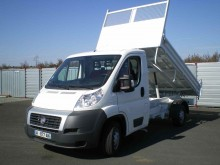 used Fiat tipper van