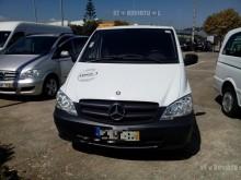furgão comercial Mercedes usado