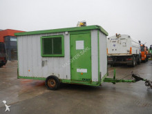 used Courant light trailer