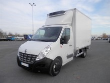 used Renault special meat refrigerated van
