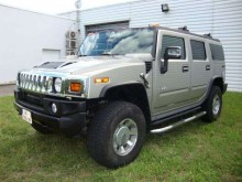 Hummer 4X4 / SUV car