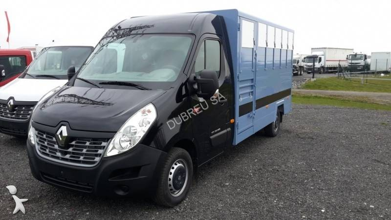 utilitaire b taill re renault master 4x2 neuf n 1620417. Black Bedroom Furniture Sets. Home Design Ideas