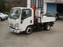 new Isuzu three-way side tipper van