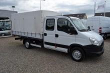 tweedehands cabine chassis Iveco