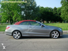 Mercedes E 350 CDI Cabrio BlueEFFICIENCY