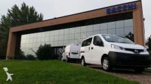 new Nissan cargo van