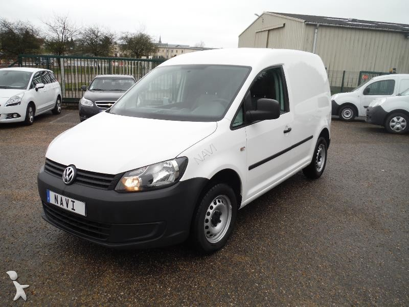 fourgon utilitaire volkswagen caddy 1 6 tdi 75cv occasion. Black Bedroom Furniture Sets. Home Design Ideas