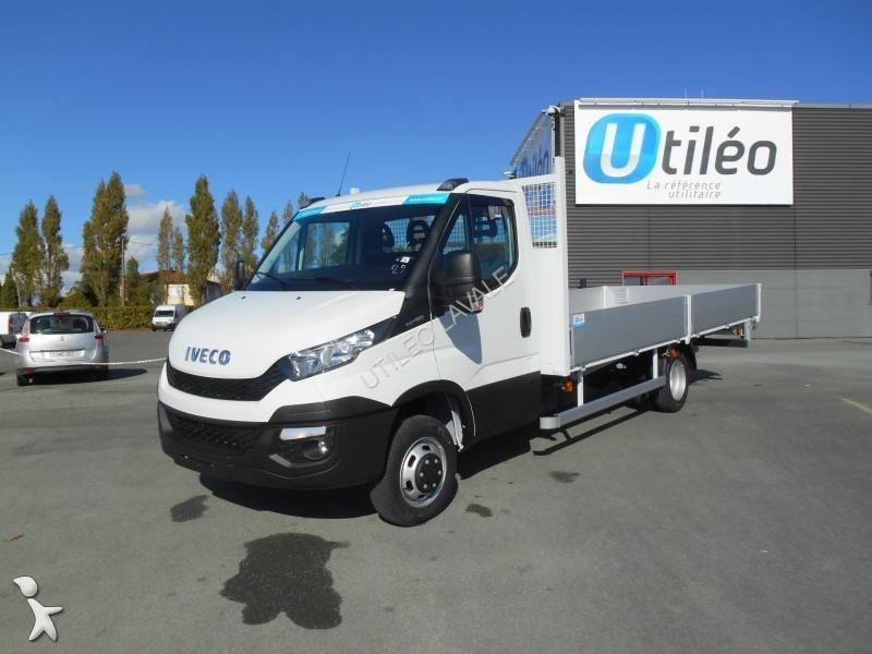 utilitaire plateau neuf iveco daily 35c15 annonce n 1698767. Black Bedroom Furniture Sets. Home Design Ideas
