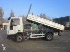 new Iveco three-way side tipper van