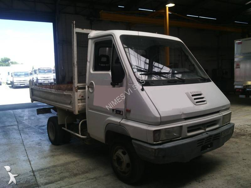 Utilitaire benne occasion renault annonce n 1704553 - Location utilitaire nimes ...