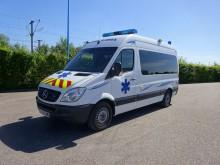 ambulance Mercedes occasion