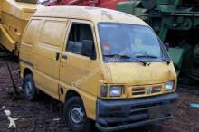 used Piaggio cargo van