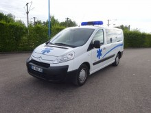 ambulance Citroën occasion