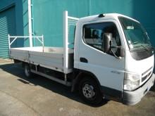 used Mitsubishi flatbed van