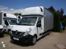 new Renault curtainside van