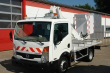 used telescopic articulated platform commercial vehicle